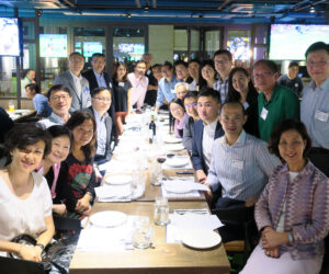 Fellowship Dinner – 29/9/2016