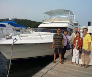 Boating  22/9/2012