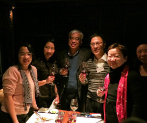 DBA and DMgt Wine Tasting & Dinner 5/1/2013