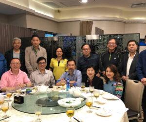 Golf Day, Ex Com Mtg & Fellowship Dinner 16/3/2018