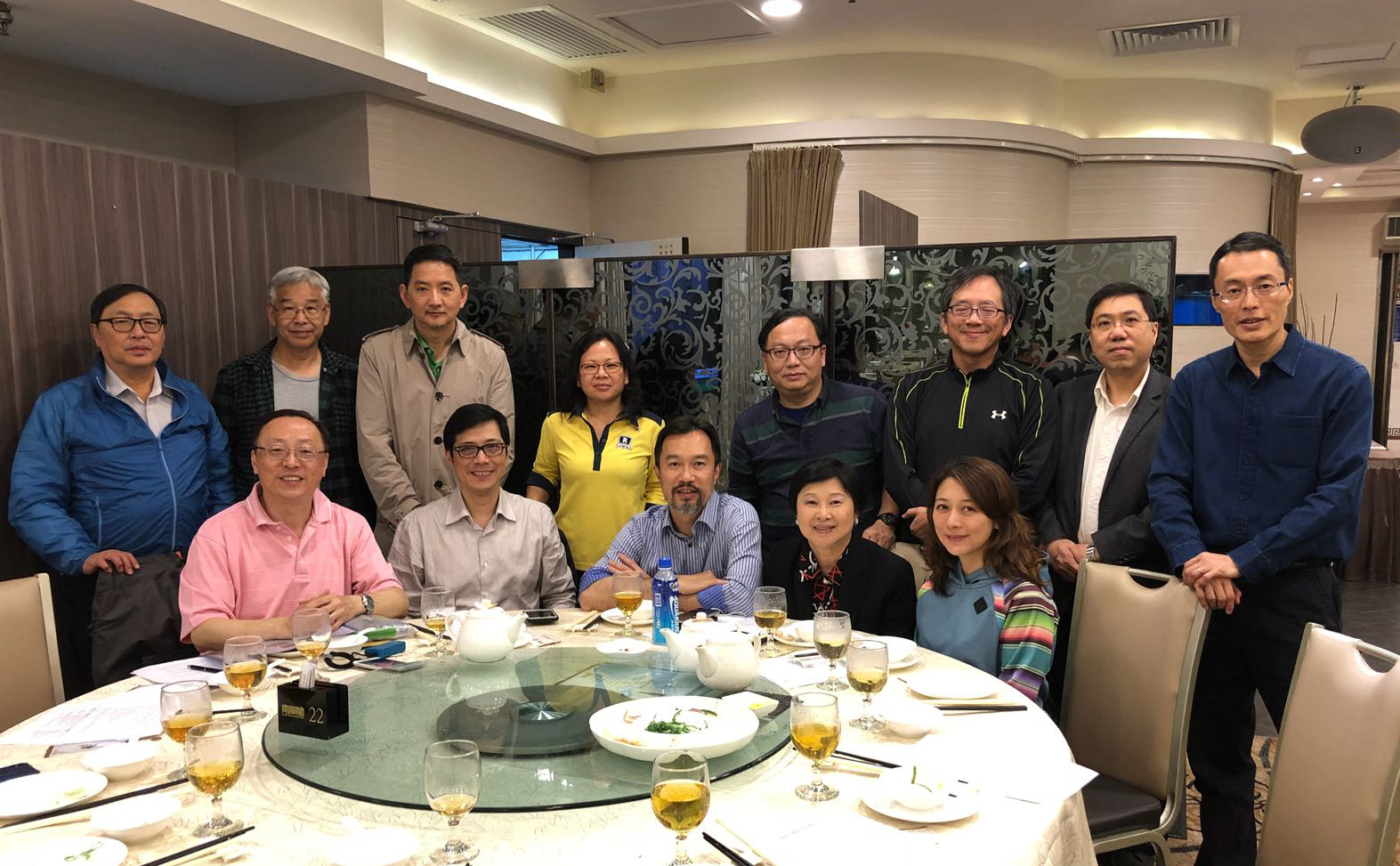 Golf Day, Ex Com Mtg & Fellowship Dinner 16/3/2018