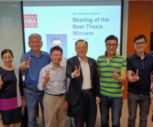 Sharing of Best Thesis Winners 22/9/2018