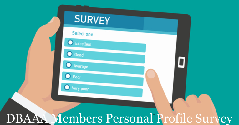 DBAAA Members Personal Profile Survey