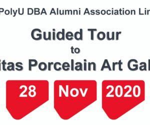 Guided Tour to Caritas Porcelain Art Gallery – Nov 28, 2020